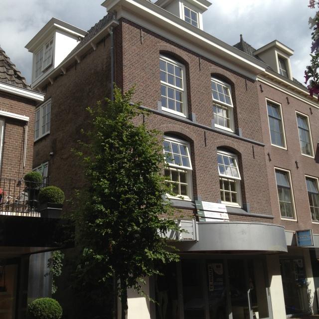 Schilderwerk appartementen Barneveld